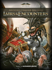 Adventurer Conqueror King System: Lairs & Encounters