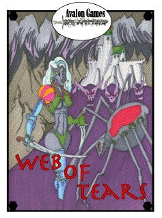 Web of Tears PDF
