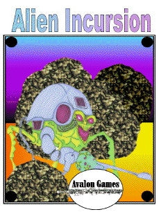 Alien Incursion, Mini-Game #14 PDF