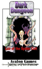 Dark Dungeon 2, Mini-Game #20, Lair of the Spider Cult PDF