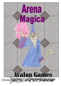 Arena Magica, Mini-Game #24 PDF