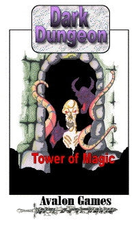Dark Dungeon #4, Tower of Magic, Mini-Game #30 PDF
