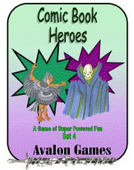 Comic Book Heroes, Set #4, Mini-Game #34 PDF