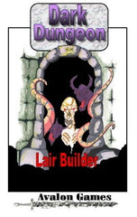 Dark Dungeon, Lair Builder, Mini-Game #36 PDF