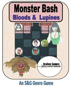 Monster Bash Set 1, Mini-Game #38 PDF