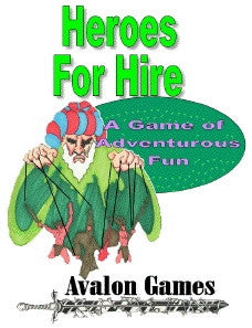 Heroes for Hire, Mini-Game #39 PDF