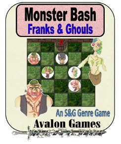 Monster Bash Set 2, Mini-Game #41 PDF