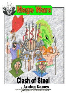 Mage War, Clash of Steel, Mini-Game #42 PDF