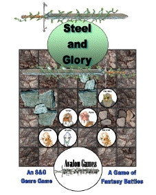 Steel and Glory, Set 3, Mini-Game #47 PDF