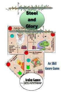 Steel and Glory, Magica, Mini-Game #48 PDF