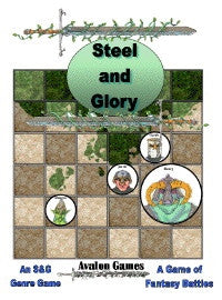 Steel and Glory, Holy Blessings, Mini-Game #54 PDF