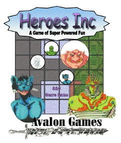 Heroes Inc. Set 2, Mini-Game #55 PDF