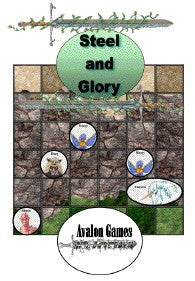 Steel and Glory, Dance of War and Magic, Mini-Game #56 PDF