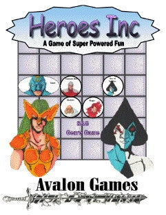 Heroes Inc. Set 3, Mini-Game #57 PDF