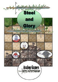 Steel and Glory, Hearts of Iron, Mini-Game #58 PDF