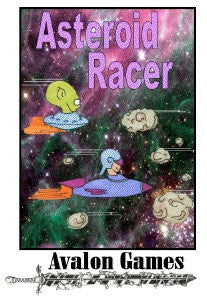 Asteroid Racers, Mini-Game #60 PDF