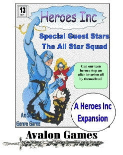 Heroes Inc, Overmind's Invasion, Mini-Game #63 PDF