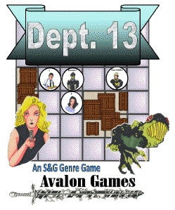 Dept. 13, Mini-Game #64 PDF