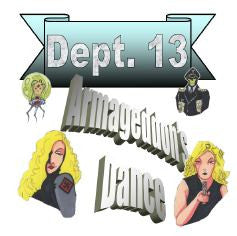 Dept. 13, Armageddon's Dance, Mini-Game #70 PDF