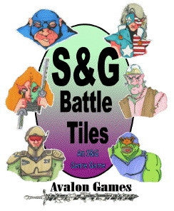 S&G Battle Tiles, Mini-Game #72 PDF