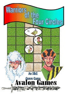 Warriors of the Four Circles, Set 2, Mini-Game #78 PDF