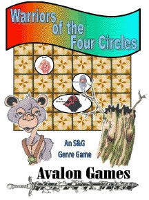 Warriors of the Four Circles, Set 3, Mini-Game #79 PDF