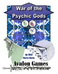 War of the Psychic Gods, Set 1, Mini-Game #82 PDF