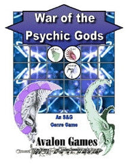 War of the Psychic Gods, Set 2, Mini-Game #84 PDF