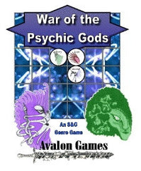 War of the Psychic Gods, Set 3, Mini-Game #86 PDF