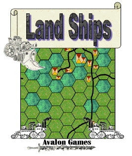 Land Ships, Set #1, Mini-Game #90 PDF
