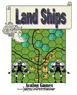 Land Ships, Set #2, Mini-Game #91 PDF