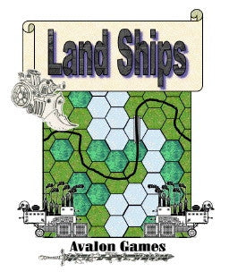 Land Ships, Set #3, Mini-Game #92 PDF