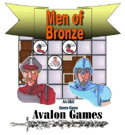 Men of Bronze. Mini-Game #94 PDF