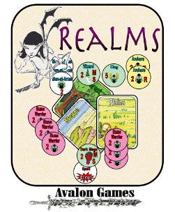 Realms, Dwarfs & Warlocks, Mini-Game #9 PDF