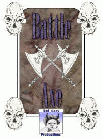 Battle Axe, Free Rules and Starter Kit PDF