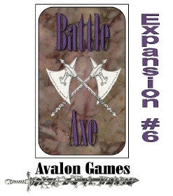 Battle Axe, Expansion #6, Elemental Powers PDF