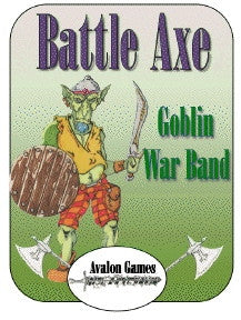 Battle Axe, Goblin War Host PDF