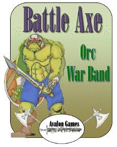Battle Axe, Orc Warband PDF
