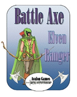 Battle Axe, Elven Ranger PDF