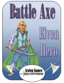 Battle Axe, Elven Hero PDF