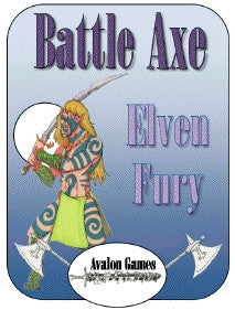Battle Axe, Elven Fury PDF