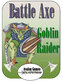 Battle Axe, Goblin Raider PDF