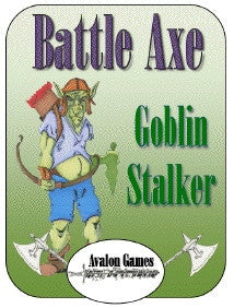 Battle Axe, Goblin Stalker PDF