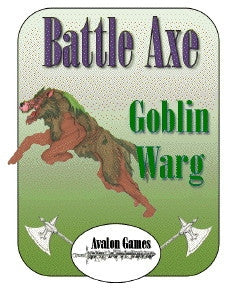 Battle Axe, Warg PDF