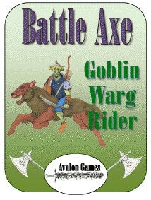Battle Axe, Warg Riders PDF