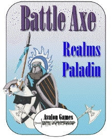 Battle Axe, Realm's Paladin PDF