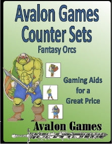Avalon Counters, Orcs PDF