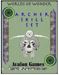 Worlds of Wonder: Archer Skill Set PDF
