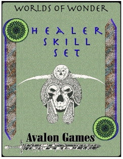 Worlds of Wonder: Healer Skill Set PDF