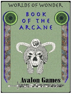 Book of the Arcane PDF